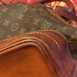Louis Vuitton Bags - SOLD—Vintage Louis Vuitton Boho fringe Noe GM